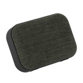 Bluetooth Cloth Speaker Wireless Fabric Speaker TF Card USB FM Radio Line in for Smart Phone Tablet Grey