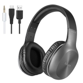 EDIFIER W806BT Wireless Bluetooth Headphones Black with Grey