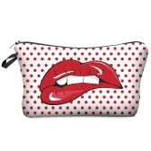 Cute Fashion Travel Cosmetic Bag Makeup Case Multifunction Toiletry Zipper Wash Organizer Pouch Storage