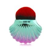 Hot Fashion New Shell Design Kosmetyki Soft Brush Kilka kolorów