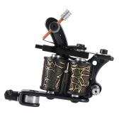 Tattoo Machine Professional Tattoo Motor Tattooing Shader & Liner Machine Gun Body Tattoo Machine Black