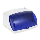 5W UV Sterilizer Cabinet Multifunctional Disinfection Clean Tool Professional Nail Art Equipment Tray Temperature Sterilizer Tool 220V US Plug