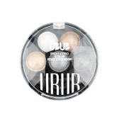 UBUB BRIGHT STEREO Makeup 5 Color Roast Eye Shadow Powder Metallic Shimmer