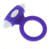 Men Delay Lock Fine Ring Rings Spray Vibrating Cock Ring Expander to Help Stimulate the Clitoris Erection Lasting, Sex Products