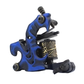 10-Wrap Coils Tattoo Machine Professional and New Liner or Shader
