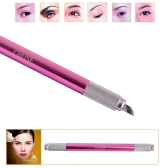 CHUSE™ M6 Double-heads Professional Permanent Makeup Manual Eyebrow Tattoo Pen