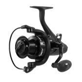 WN5000 11+1 Ball Bearings Spinning Fishing Reel 5.1:1 Fishing Wheel Fishing Reel with Left/Right Interchangeable Collapsible Handle