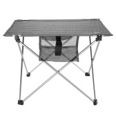 Outdoor Foldable Camping Picnic Tables Portable Compact Lightweight Folding Roll-up Table for Travel Beach Picnic Party