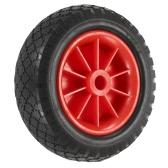 """カヌーカヌートロリーカート交換用タイヤのための1個の8 """"/ 10""""の穿孔防止タイヤホイール"""