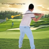 TOMSHOO Golf Training Aid for Strength and Tempo Training / Golf Swing Trainer