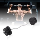 TOMSHOO 44LB Barbell Weight Set