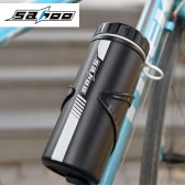 SAHOO 750ml Bottle Storage Pod Cycling Bicycle Bike Tool Storage Bottle Case Holder Container