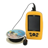 LUCKY Portable 420TV Underwater Fishing Inspection Camera System CMD Sensor 3.5IN TFT RGB Monitor Fish Sea 20M Cable