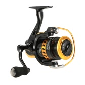 Lixada 9+1 Ball Bearing Gear Ratio 5.2:1 Right/Left Interchangeable Handle Spinning Reels Freshwater Saltwater Fishing w/ Storage Pouch 2000 3000 4000 5000 Series