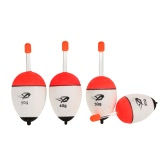 4PCS 20g 30g 40g 50g EVA Fishing Drift Floats Assorted Sizes Fishing Buoy Fishing Tackle