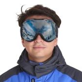 TOMSHOO OTG冬のスノースポーツスキーゴーグル