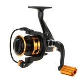 10 Ball Bearings Spinning Fishing Reel Left / Right Interchangeable Handle High Speed Fish Reel Gear Ratio 5.2:1
