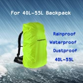 TOMSHOO 40L-55L Backpack Rain Cover for Outdoor Hiking Camping Traveling