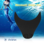 Mermaid Swim Fin Diving Monofin Swimming Foot Flipper for Adult Children