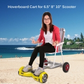 "Hoverboard Seat Hoverboard Cart for 6.5"" 8"" 10"" Scooter Smart Self Balancing Car Go-Karting Kart"