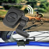 Wireless Bluetooth ANT Fitness Tracker Bike Speed Cadence Combo Sensor Speedometer