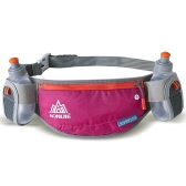 AONIJIE Running Hydration Belt Bottle Holder Belt Reflective Running Water Belt Fanny Pack Waist Packs