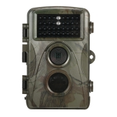 12MP 720P Wildlife Trail and Game Camera Outdoor Hunting Scouting Camera Digital Surveillance Camera 65ft Infrared Night Vision 0.6s Trigger Time