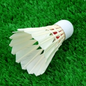 12pcs Training Competition Duck Feather Badminton Shuttlecocks Outdoor Sports Accessories