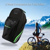 ROCKBROS Cycling Bicycle MTB Road Folding Bike Cycle Rear Back Saddle Bag Seat Bag Pack Carrier