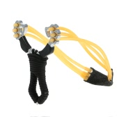 Supper Strong High Density Alloy Slingshot Outdoor Hunting Hunter Catapult