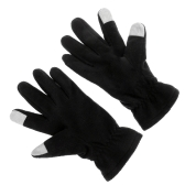 2Pcs Winter Polar Fleece Warm Thermal Touch Screen Gloves