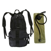 Outdoor Cycling Hiking Running Hydration Knapsack Pack Backpack + 3L Water Bladder Bag