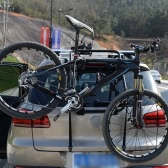 Car SUV Bike Hitch Mount Bicycle Carrier Rack Trunk Mount Rack