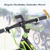 Multifunctional Bike Bicycle Handlebar Extended Seats Bracket Extender Mount for Lights Lamp Speedometer