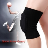 Wosawe Knee Guard Sleeve Pad Basketball Pad Protector Elastic with Good Permeability