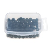 100pcs Soft Rubber Beads Carp Fishing Tackle Accessories