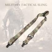 Docooler Military Tactical Safety Two Points Outdoor Belt Carbine Sling Adjustable Strap