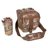 Multifunctional Lure Waist Pack Messenger Bag Package Fishing Bag Fishing Tackle Bag