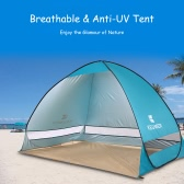 200*120*130cm Outdoor Automatic Instant Pop-up Portable Beach Tent Anti UV Shelter Camping Fishing Hiking Picnic