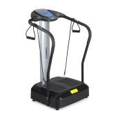 TOMSHOO 2000W Vibration Platform Slim Full Body Fitness Massage Machine Plate with MP3 Music Speaker