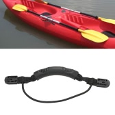 1pc Rubber Kayak Carry Handle Boat Canoe Handle Fixing Paddle with 0.5cm Diameter Elastic Cord