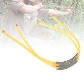 4-strip Velocity Elastic Elastica Bungee Rubber Band for Slingshot Catapult Hunting