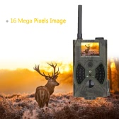 Lixada 2G/3G GSM CDMA MMS/SMS/SMTP 16MP 0.5S Trigger Time Scouting Hunting Camera 940NM IR LED HD Digital Infrared Trail Camera HC-350M/G