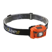 350 Lumen LED Inductive Headlamp Mini Headlight Rechargeable Outdoor Camping Flashlight Head Torch Lamp with USB