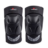 WOSAWE 1 Pair Cycling Knee Brace Bicycle MTB Bike Motorcycle Riding Knee Support Protective Pads Guards Outdoor Sports Cycling Knee Protector Gear