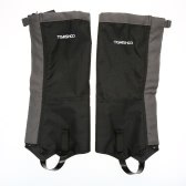 TOMSHOO 1 Pair of Snow Leg Gaiters Snow Leg Boot Cover Strap Outdoor High Gaiter for Climbing Skiing Hiking Hunting