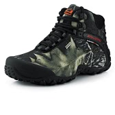Outdoor Camouflage High-top Shoes Professional Climbing Boots Men