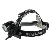 Multi-functional 900LM Bright LED Headlamp Headlight Torch Flashlight Rechargeable Trail Running Camping Hiking Hunting Outdoor Tunnel Lighting