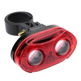 Lixada LED Bike Lights Set USB Rechargeable Bike Front Light Smart Sensor Cycling Headlight with Rear Light Bicycle Headlight Tail Light Combo Set Kit