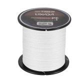 Lixada 300M / 330Yds 4 Strands PE Braided Fishing Line Super Strong Multifilament Fishing Line Carp Fish Line Wires Rope Cord 6-60lb